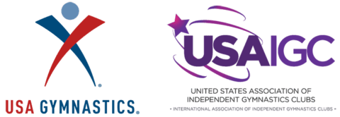 usa gymnastics association logos