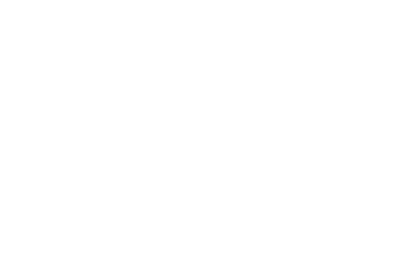 white silhouette of a figure on a trampoline